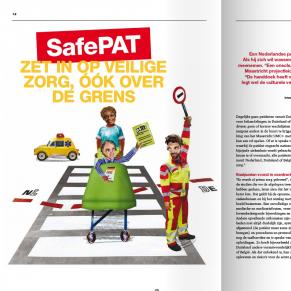 SafePAT | Interreg Euregio Meuse-Rhin