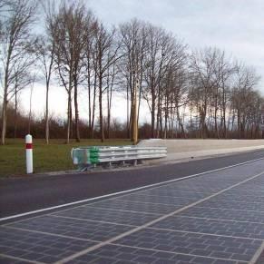 ROLLING SOLAR | flexibele zonnepanelen | Interreg