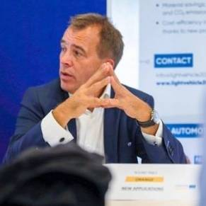 Dr. Michael Effing, Vorstandsvorsitzender der AMAC GmbH