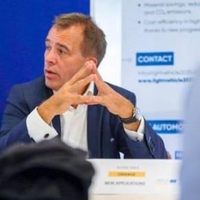 Dr. Michael Effing, CEO AMAC GmbH