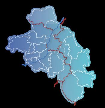 Interreg Euregio Meuse-Rhine | Area