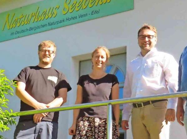 Nauwere samenwerking België-Duitsland bij beheer van Natuurpark Hoge Venen-Eifel