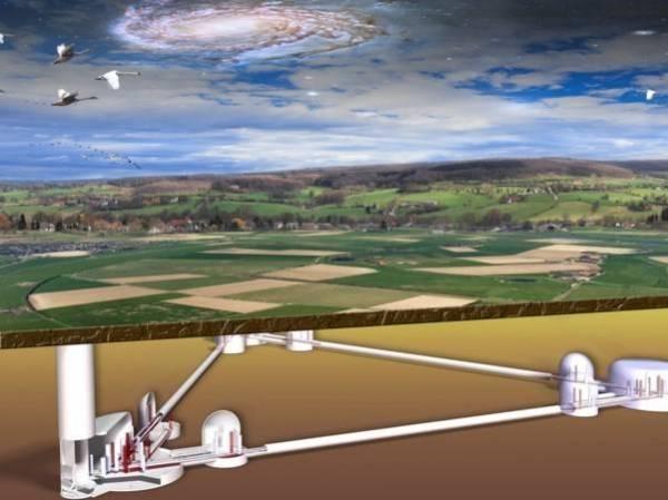 Le télescope Einstein reçoit une subvention Interreg