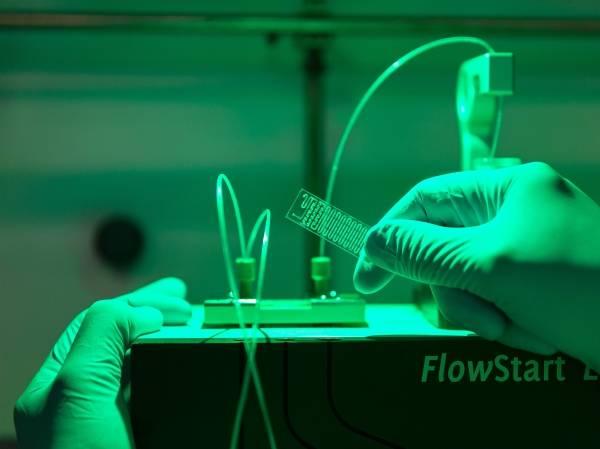 Made in Euregio: la chimie de flux
