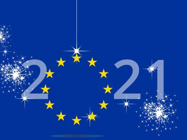 Prettige Feestdagen en een gezond 2021