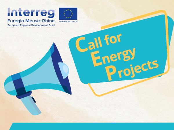 EUR 5 million of European funding are available for energy solutions in our region
