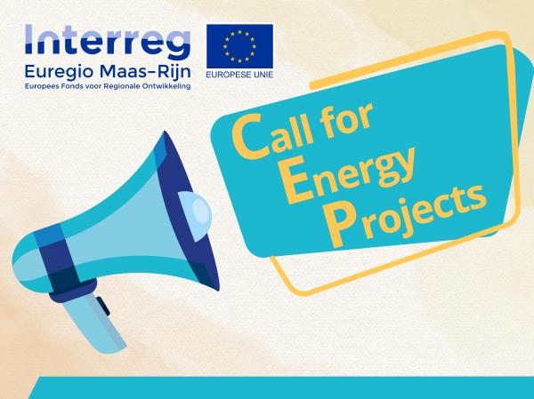 5 miljoen euro aan Europese financiering beschikbaar voor energieoplossingen in onze regio
