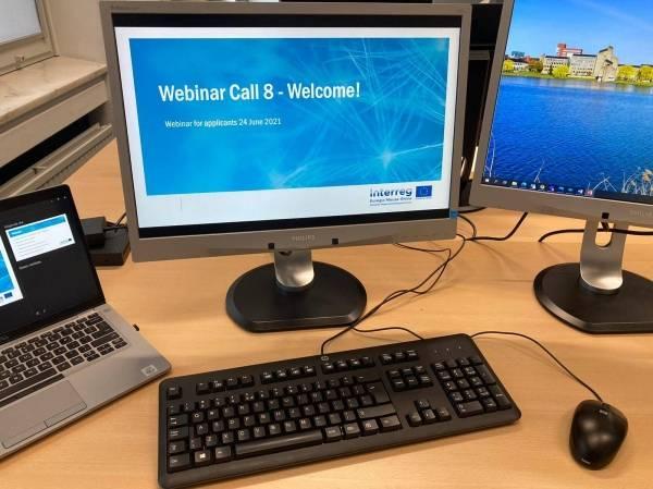 Online Seminar on Call 8 (Energy Call)