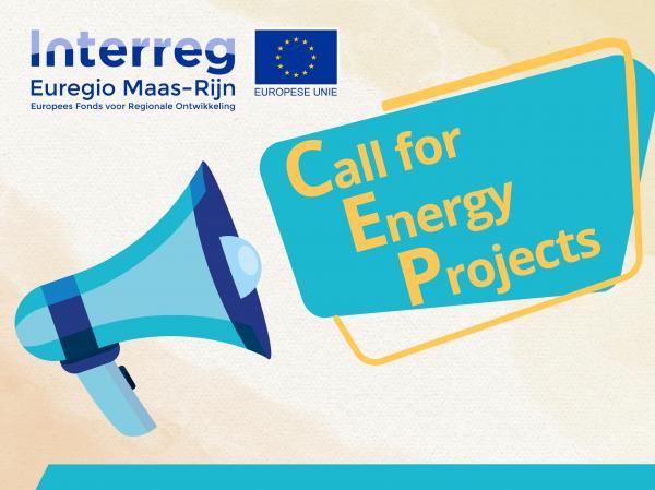 Update: Oproep voor energieprojecten