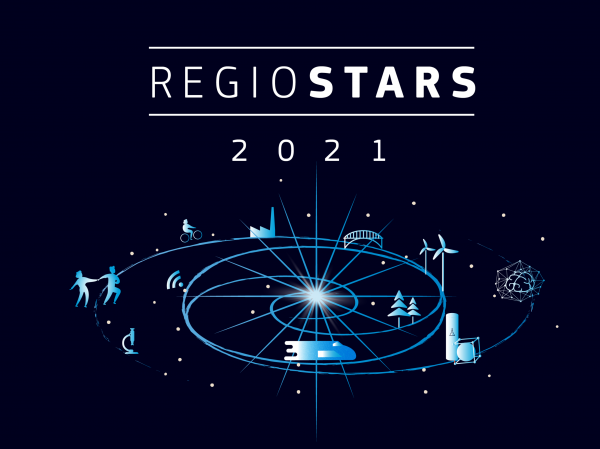 Our project TREE is nominated for the RegioStars finals