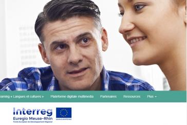 EUR.friends - Webseite