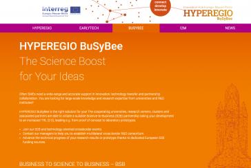 BusyBee Webseite
