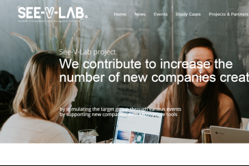See-V-Lab Webseite