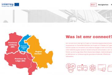 EMR Connect site web