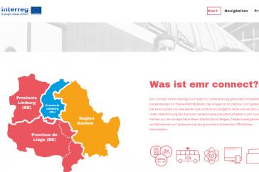 EMR Connect website