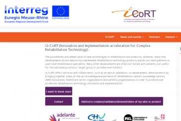 12-CORT website