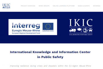 IKIC Public Safety website