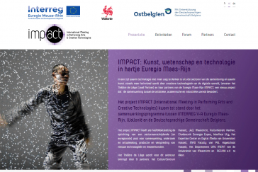 IMPACT site web