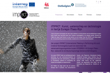 IMPACT website