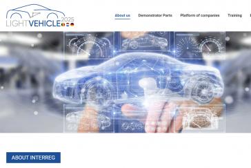 Light Vehicle 2025 Webseite
