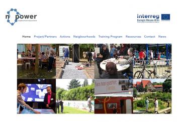 N-POWER website