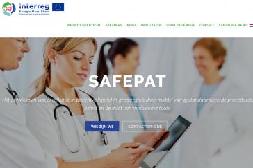 SafePAT website